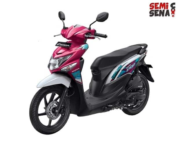 Harga Motor Matic Honda Beat Pop