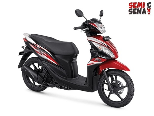 Harga Motor Matic Honda Honda Spacy