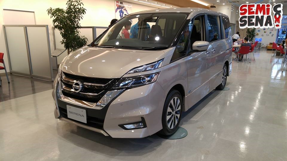 Nissan Serena Bermesin E POWER
