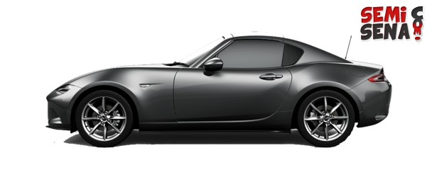 Review Mazda MX 5 RF