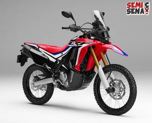 Harga Motor Trail Honda CRF 250 Rally