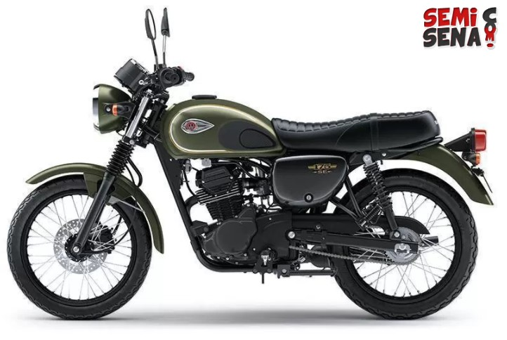Review Kawasaki W175