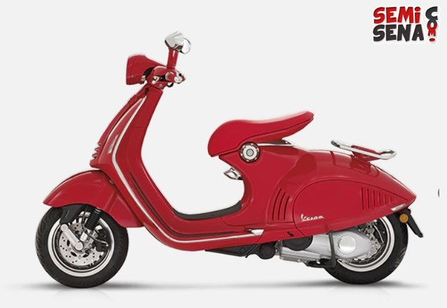 Review Vespa 946 Red