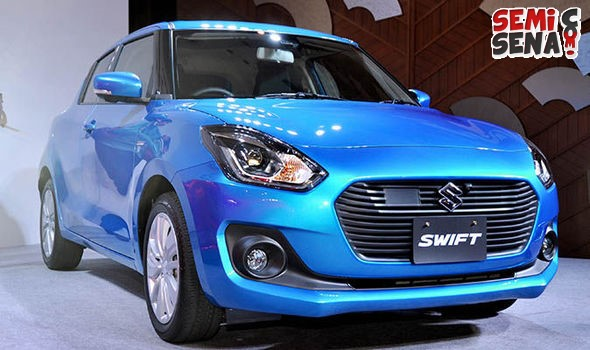 Suzuki Swift Sabet Juara Car Of The Year