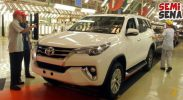 Fortuner Indonesia Laris Manis di Filipina