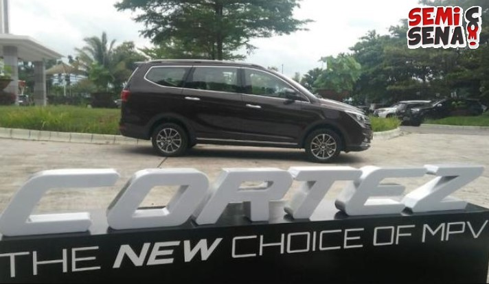 Fitur Wuling Cortez