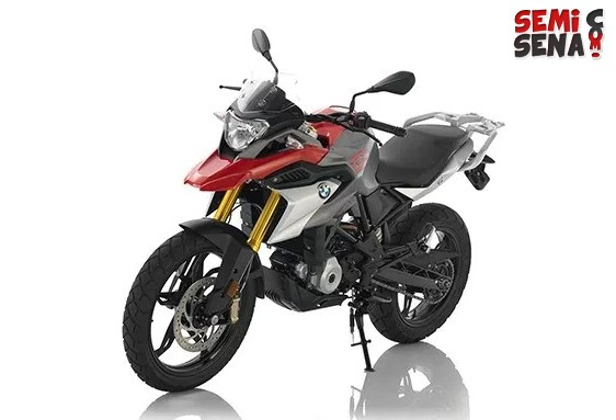 Review BMW G310GS