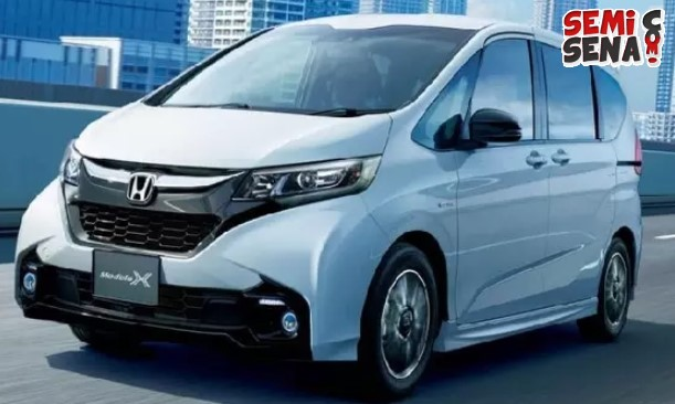 Varian Baru Honda Freed