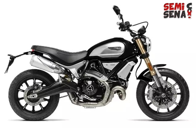 Review Ducati Scrambler 1100