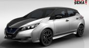 Nissan Leaf Grand Touring Makin Sporti