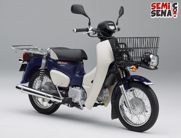 Review Honda Super Cub