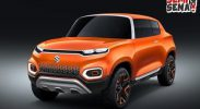 Debut di India, Ini SUV Mini Suzuki
