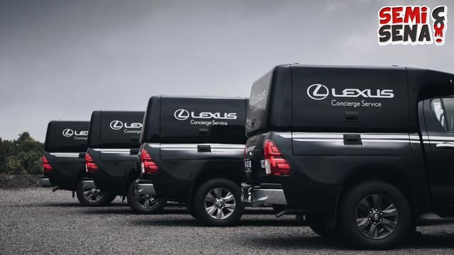 Lexus Akan Buka Program Lexus Mobile Concierge Service