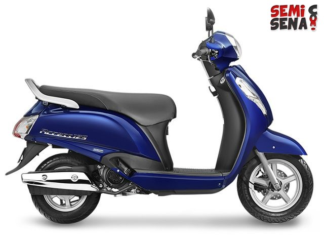 Review Suzuki Access 125