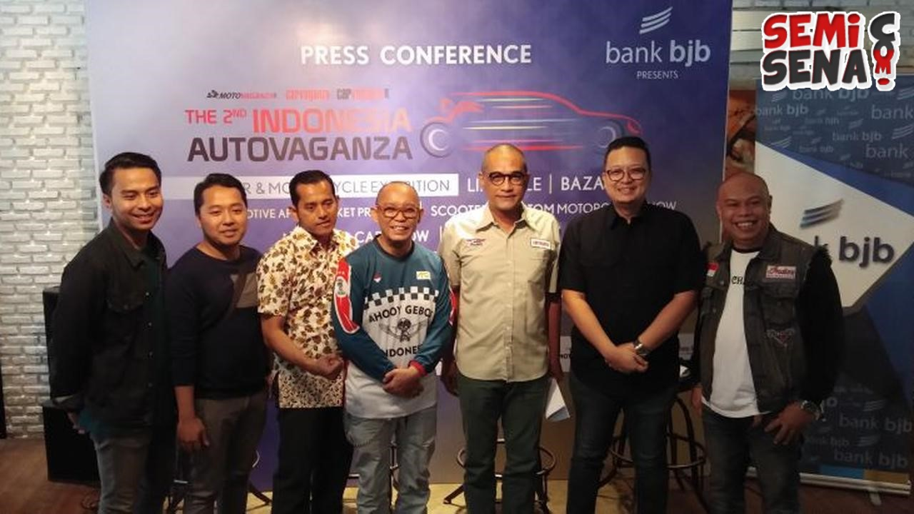 The 2nd Indonesia Autovaganza Siap Dibuka Di Awal Juni 2019