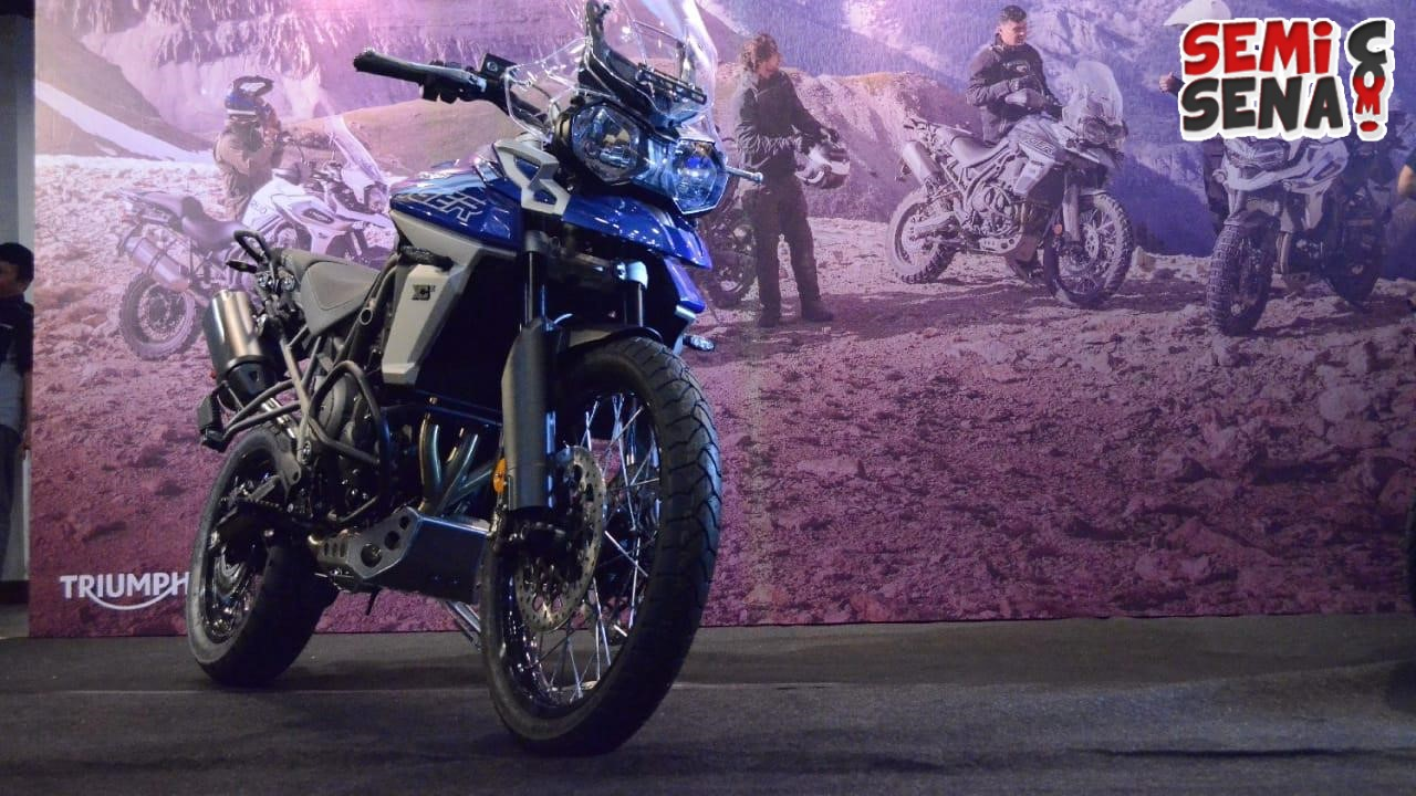 New Tiger 800 XCX, Motor Adventure Terbaru Triumph