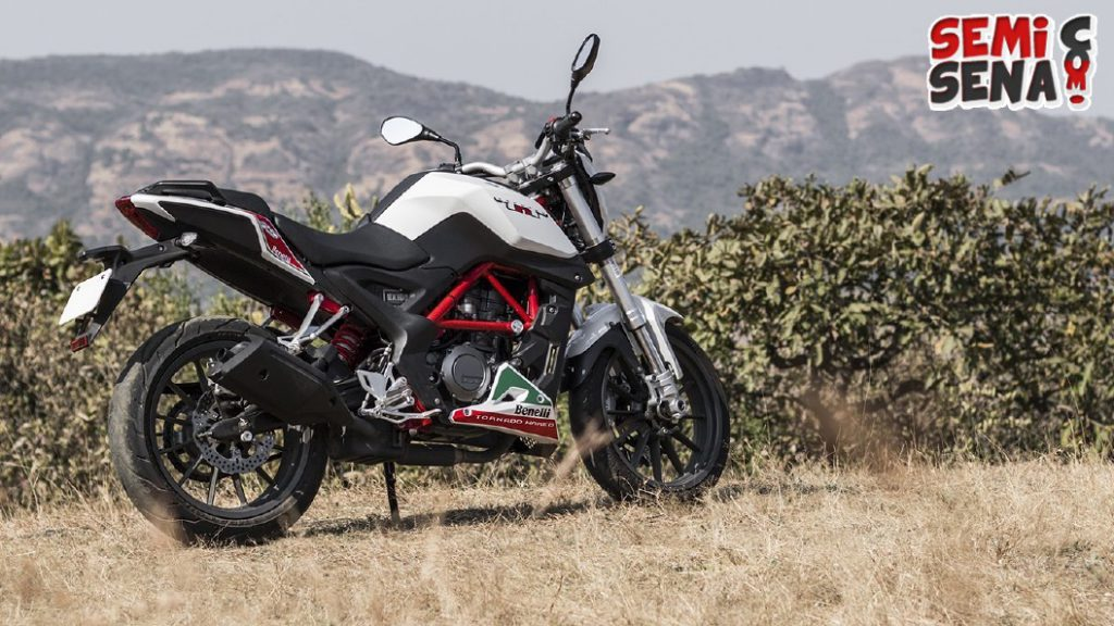 Review Benelli Tnt 250