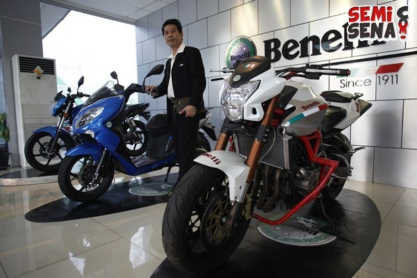 Juni 2019, Benelli Luncurkan 5 Motor Skala Global Di Tanah Air