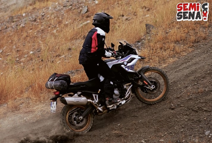 Review BMW F850 GS