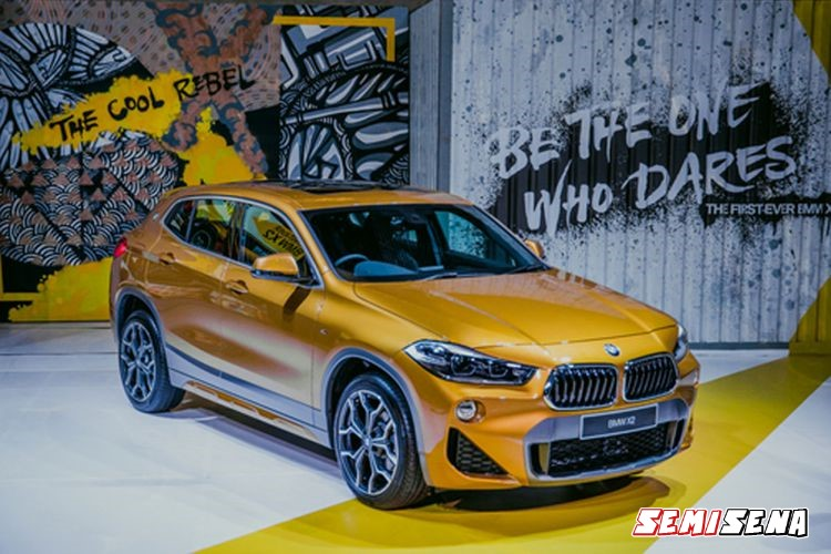 Dijual 20 Unit, BMW X2 Jadi Sedan Eksklusif