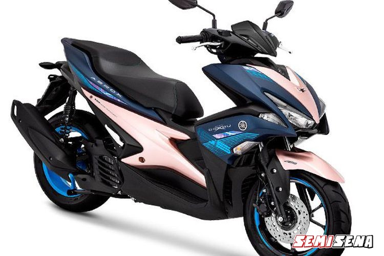 PT Yamaha Indonesia Luncurkan Model Limited Edition 2019