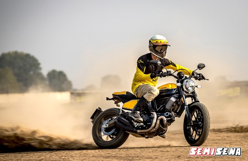 Harga Motor Ducati Scrambler Full Throttle