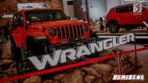 72 Unit Jeep Terjaul Di IIMS 2019