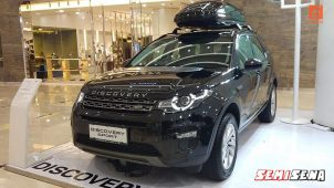 Land Rover Discovery Sport Nongol Di IIMS 2019