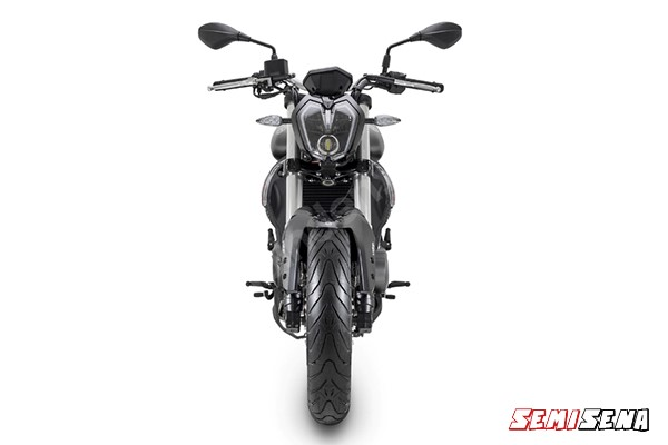 Review Benelli TNT 249S Terbaru