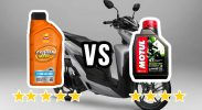 Oli Motor Matic Terbaik : Oli Motul scooter & Oli TOP1 Action Matic