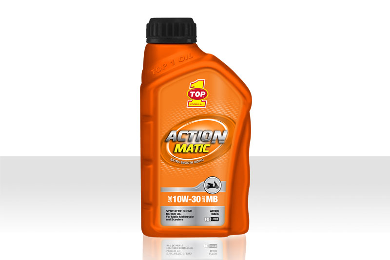 TOP1ACTIONMATIC OLI MOTOR MATIC TERBAIK