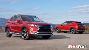 Mitsubishi Hadirkan Eclipse Cross Di GIIAS 2019