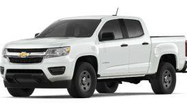 Chevrolet Colorado F