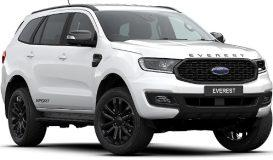Ford Everest F