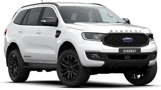 Harga Ford Everest Review Spesifikasi Gambar Desember 2020 Semisena Com