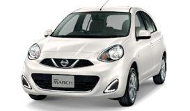 Nissan March F