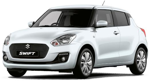 Suzuki Swift F