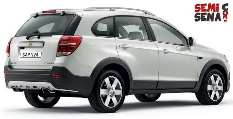 Spek Chevrolet Captiva