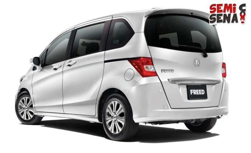 Spek Honda Freed