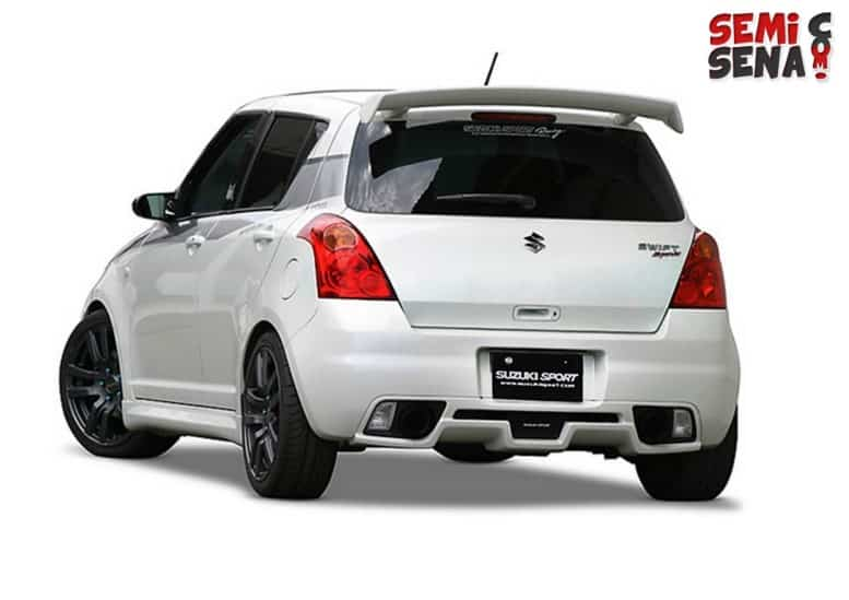 Spek Suzuki Swift