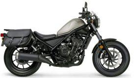 Honda CMX500 Rebel F