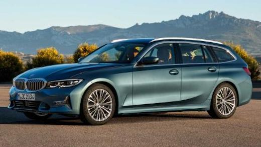 Review BMW 3 Series Touring