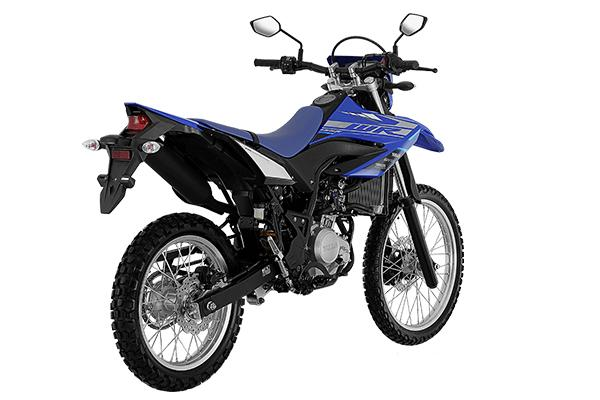 Review Yamaha WR155 R