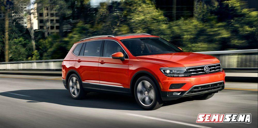 VW Tiguan Kini Jadi Model Paling Laris