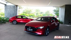 Mazda 3 Model 2021 Bakal Usung Mesin Turbo