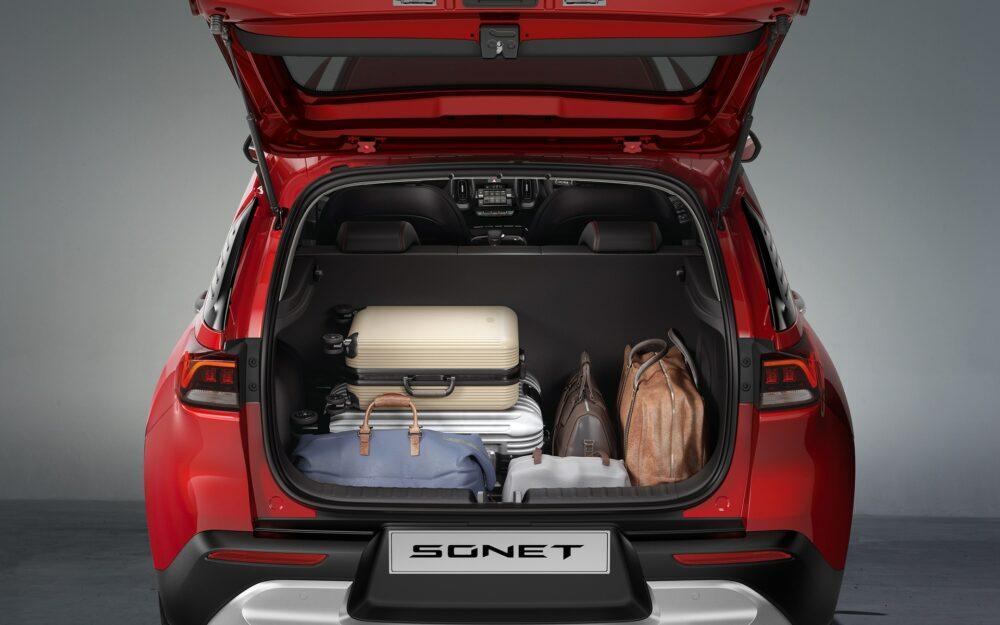 Review KIA Sonet